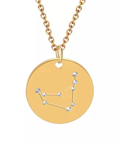 Collier constellation capricorne