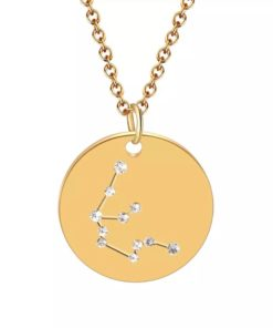Collier constellation verseau