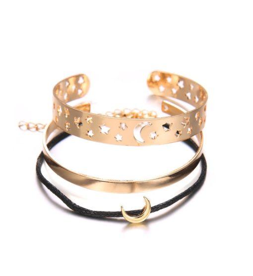 Ensemble bracelets jonc