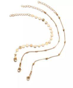 Ensemble bracelets or