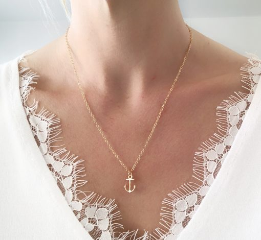 collier ancre