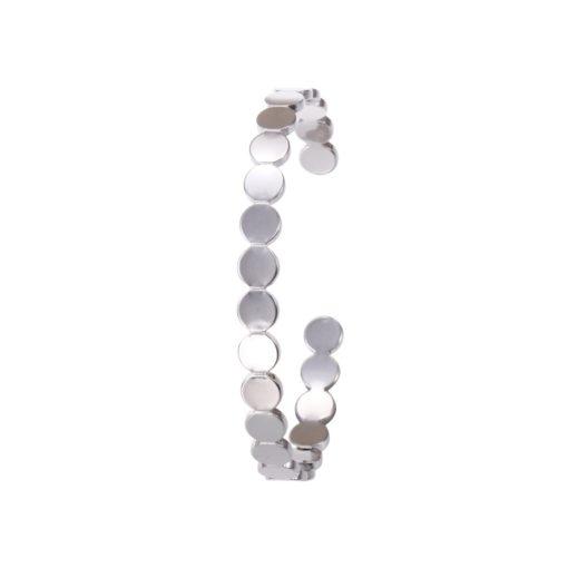 Bracelet Jonc femme argent tendance