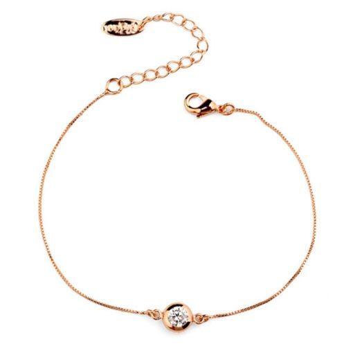 Bracelet avec oxyde de zirconium