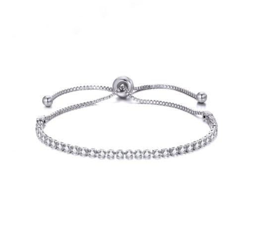 Bracelet cadeau femme argent