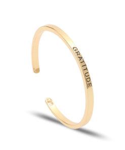 Bracelet cadeau femme- message