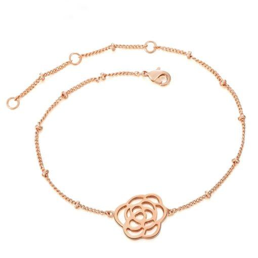 Bracelet fleur lotus