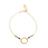 Bracelet minimaliste cercle