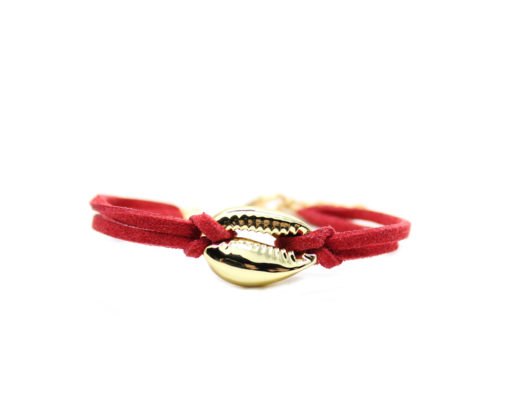 Bracelet original- cordon rouge