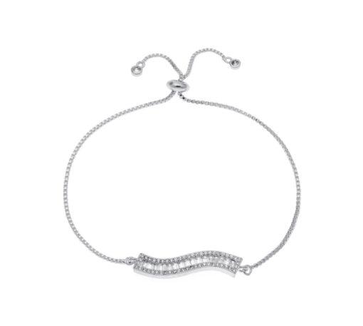 Cadeau femme - Bracelet strass