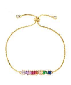 Cadeau soeur -Bracelet multicolore