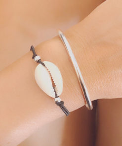 Duo de bracelets coquillage,