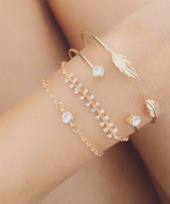 Set de bracelets tendance 2019