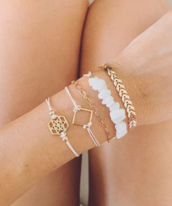 Set de bracelets femme 2020