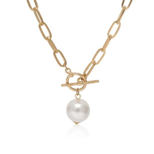 Collier createur perle