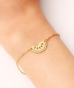 Bracelet pasteque