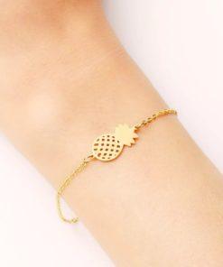 bracelet ananas
