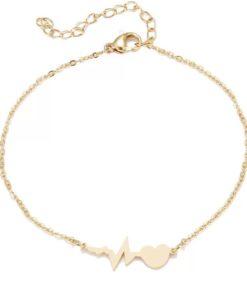 bracelet coeur original femme